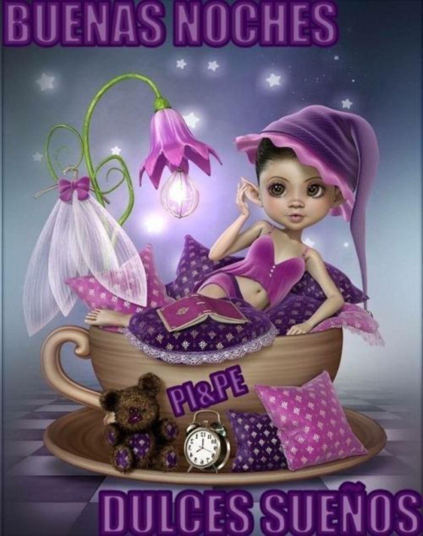Buenas noches, dulces sueños
