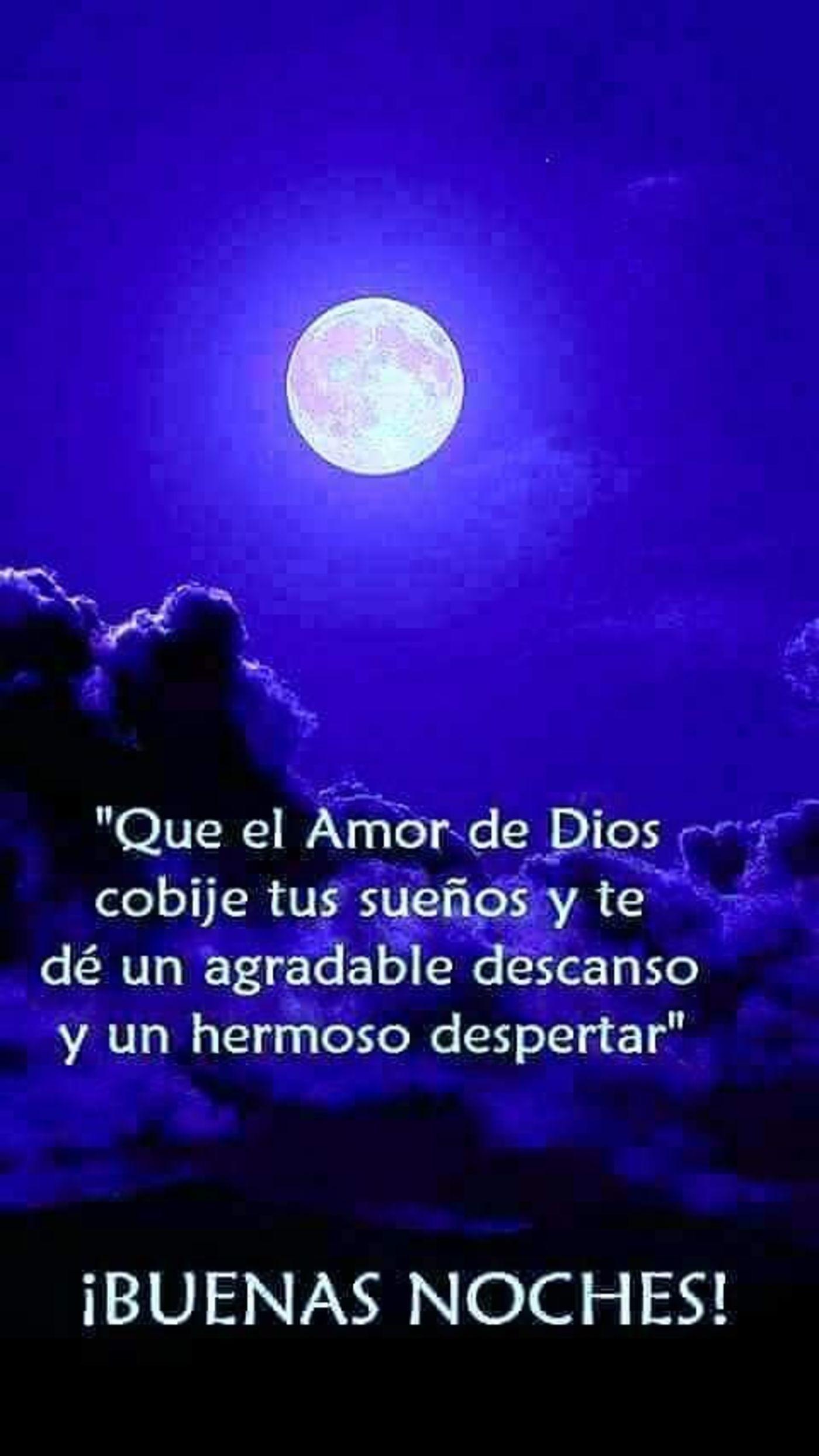 Buenas noches con Dios
