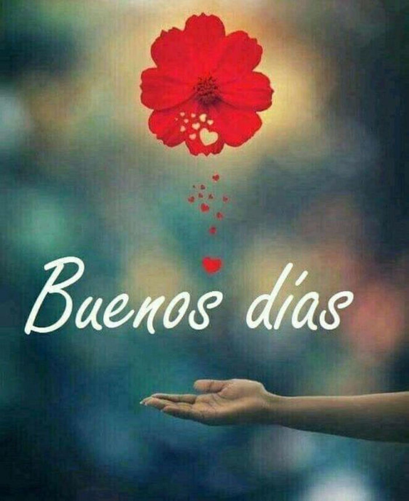 Buenos Días con el corazón