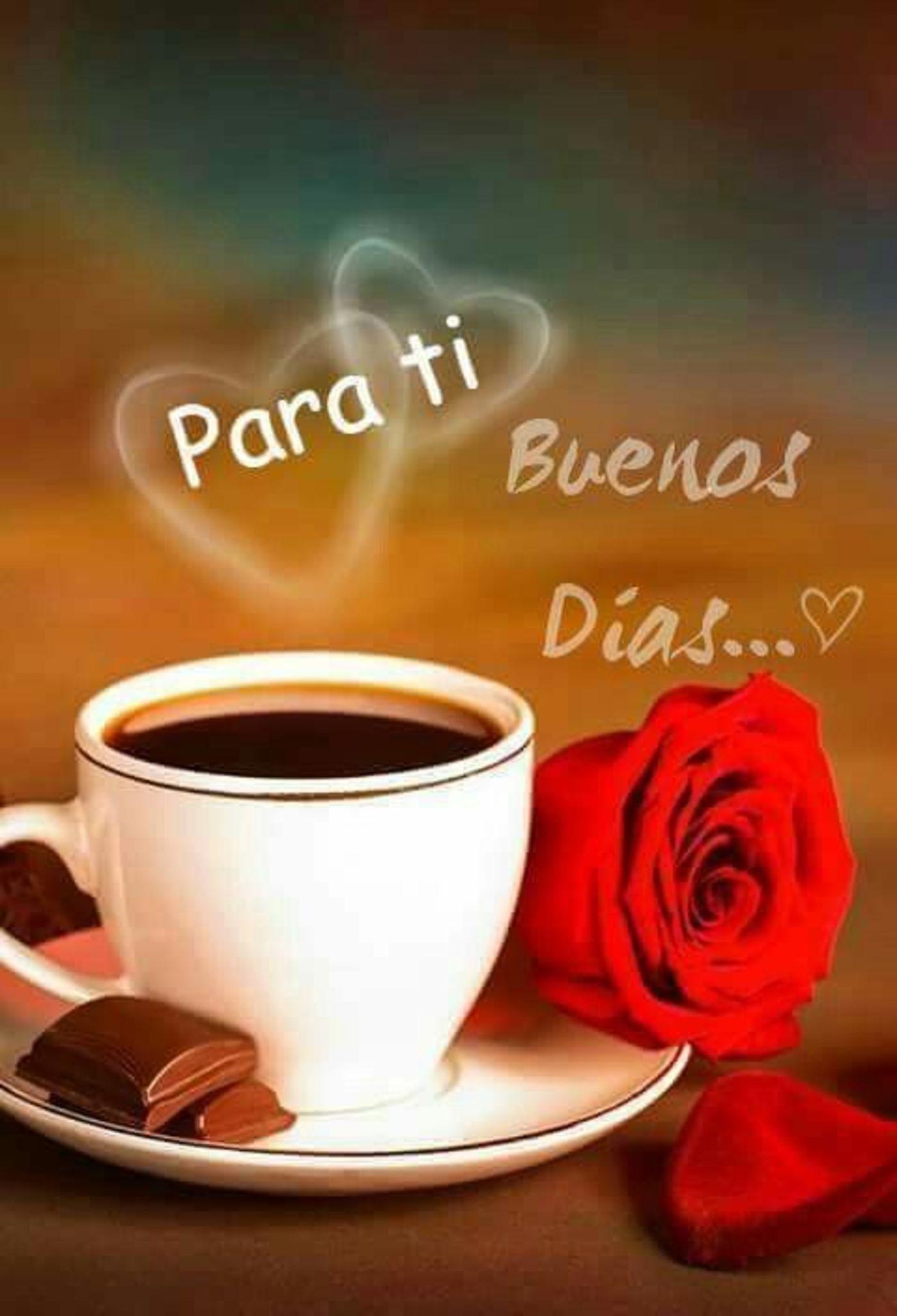 Buenos días para ti