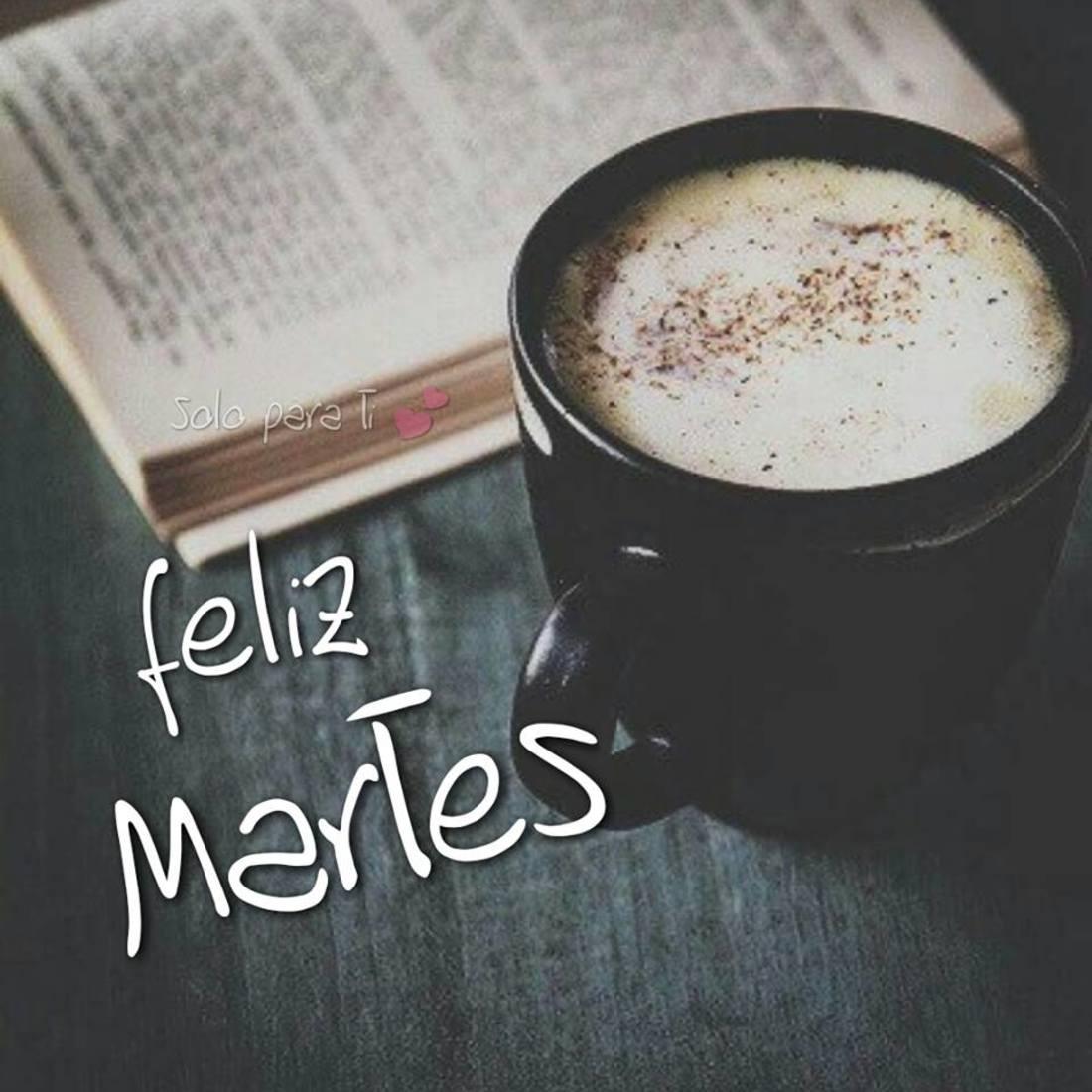 Feliz Martes con café