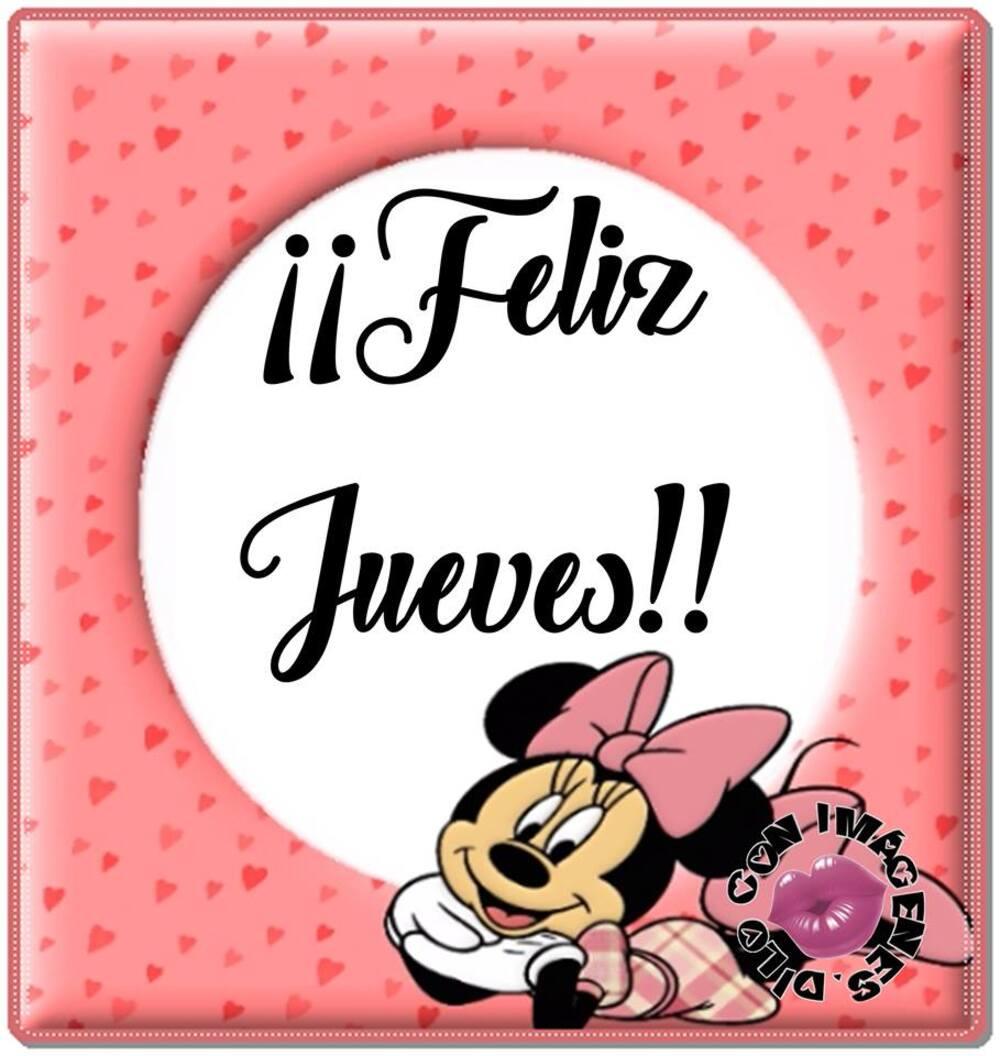 Feliz jueves!!