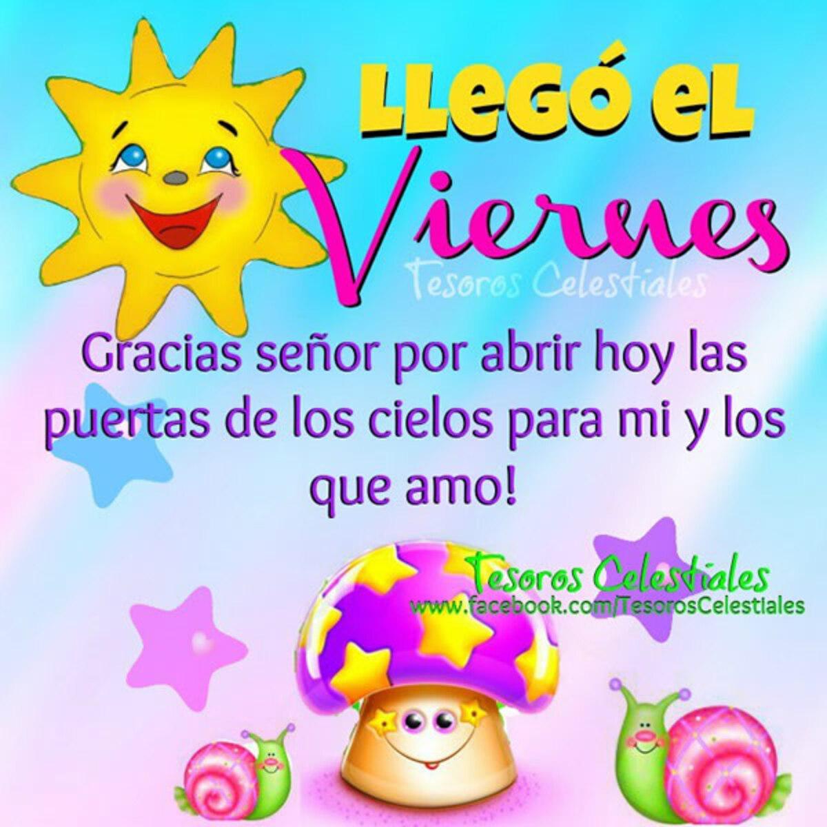 Feliz Viernes con Dios