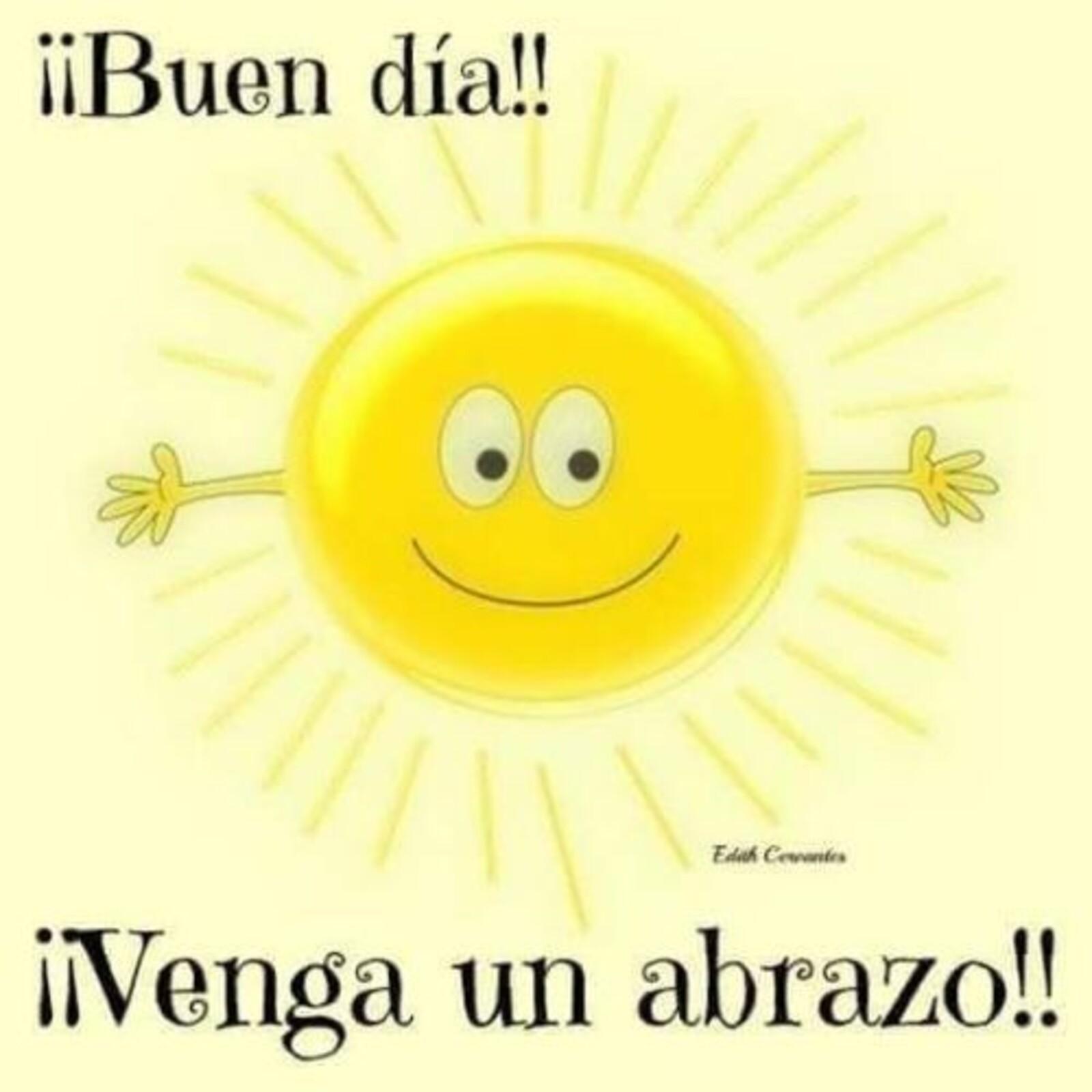 Buen día!! Venga un abrazo!!