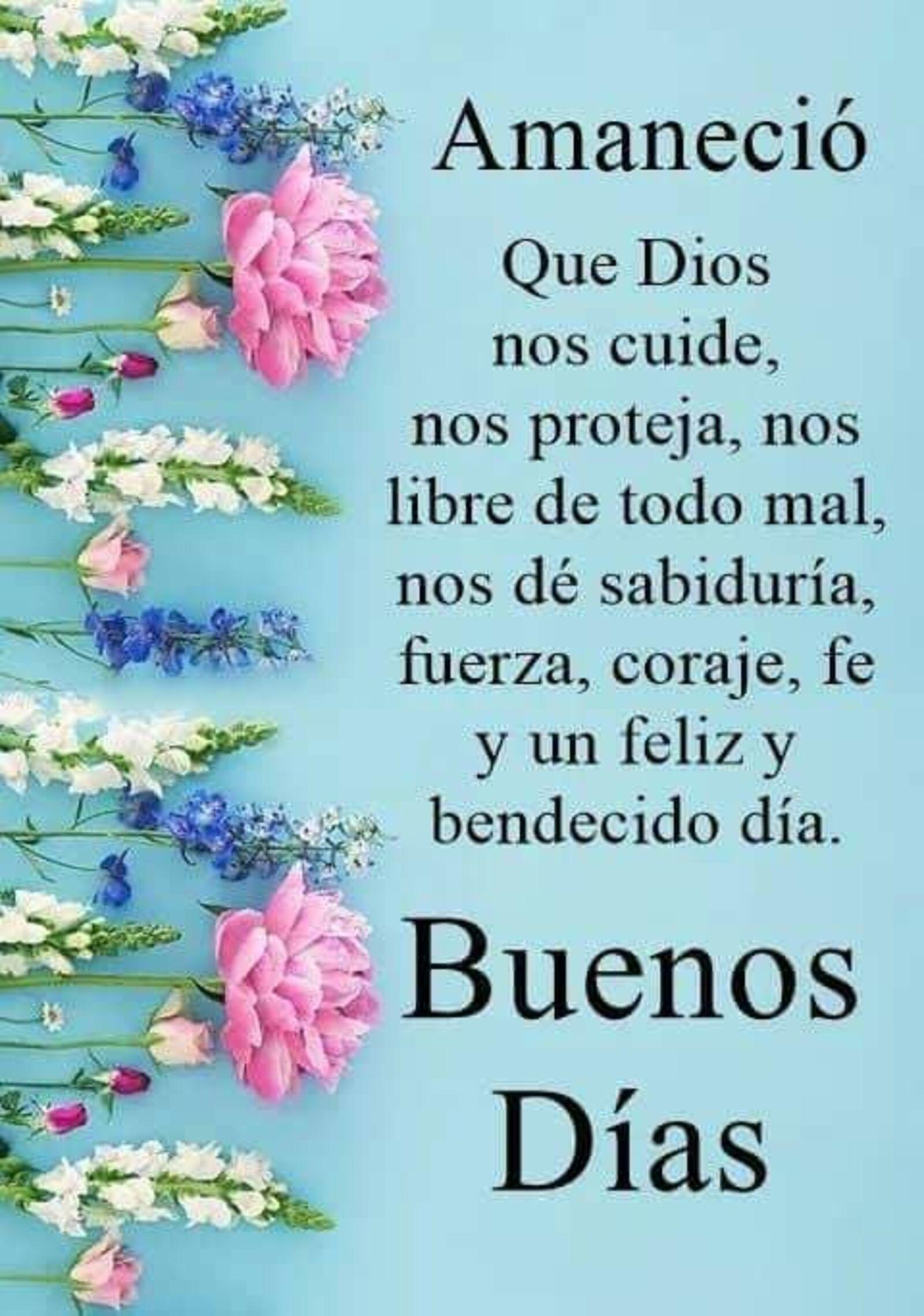 Buenos días con Dios