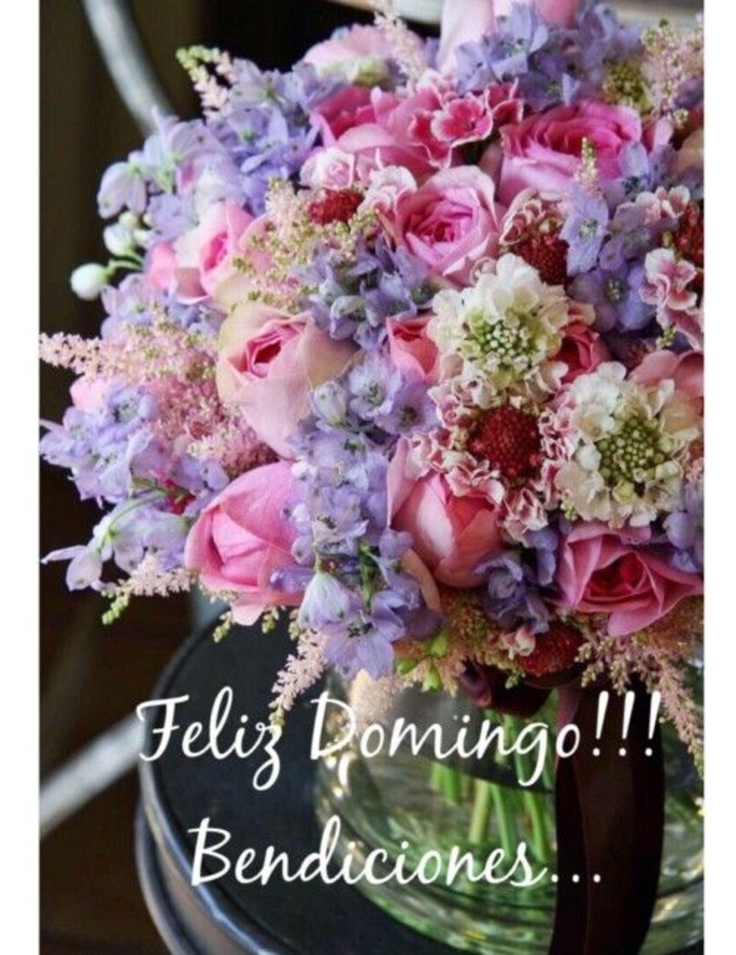 Feliz domingo!! bendiciones...