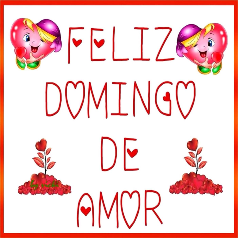 Feliz domingo de amor