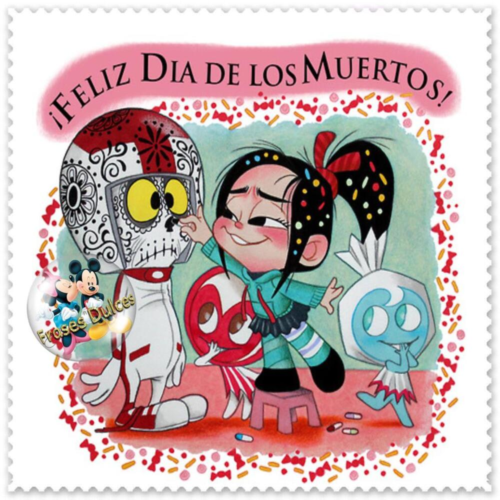 Feliz Día De Los Muertos
