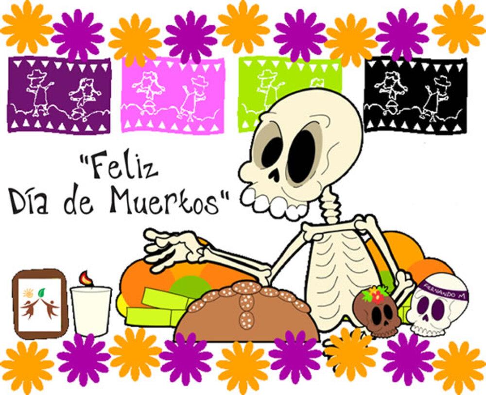 """""""Feliz día de muertos"""""""
