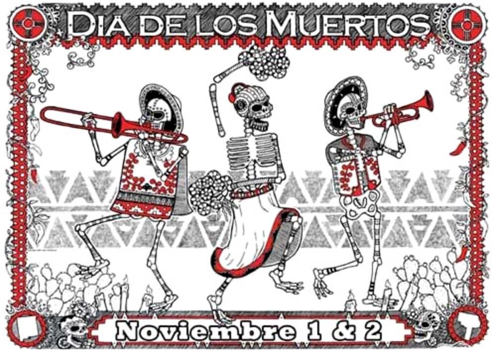 Día De Los Muertos Noviembre 1 & 2