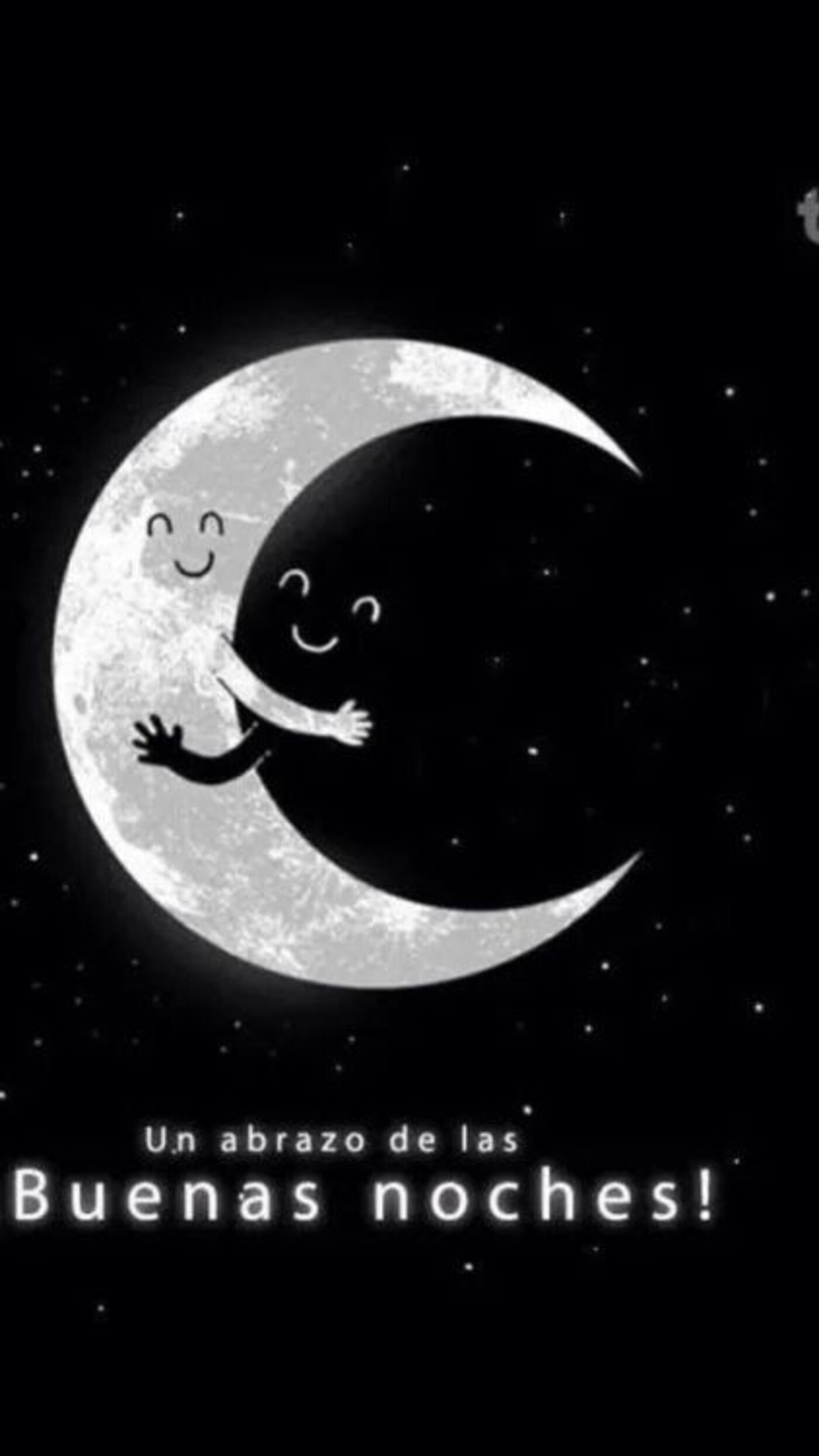 Un abrazo de las buenas noches!