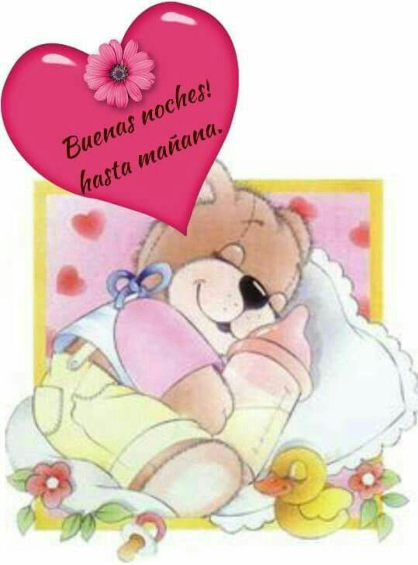 Buenas noche! hasta mañana