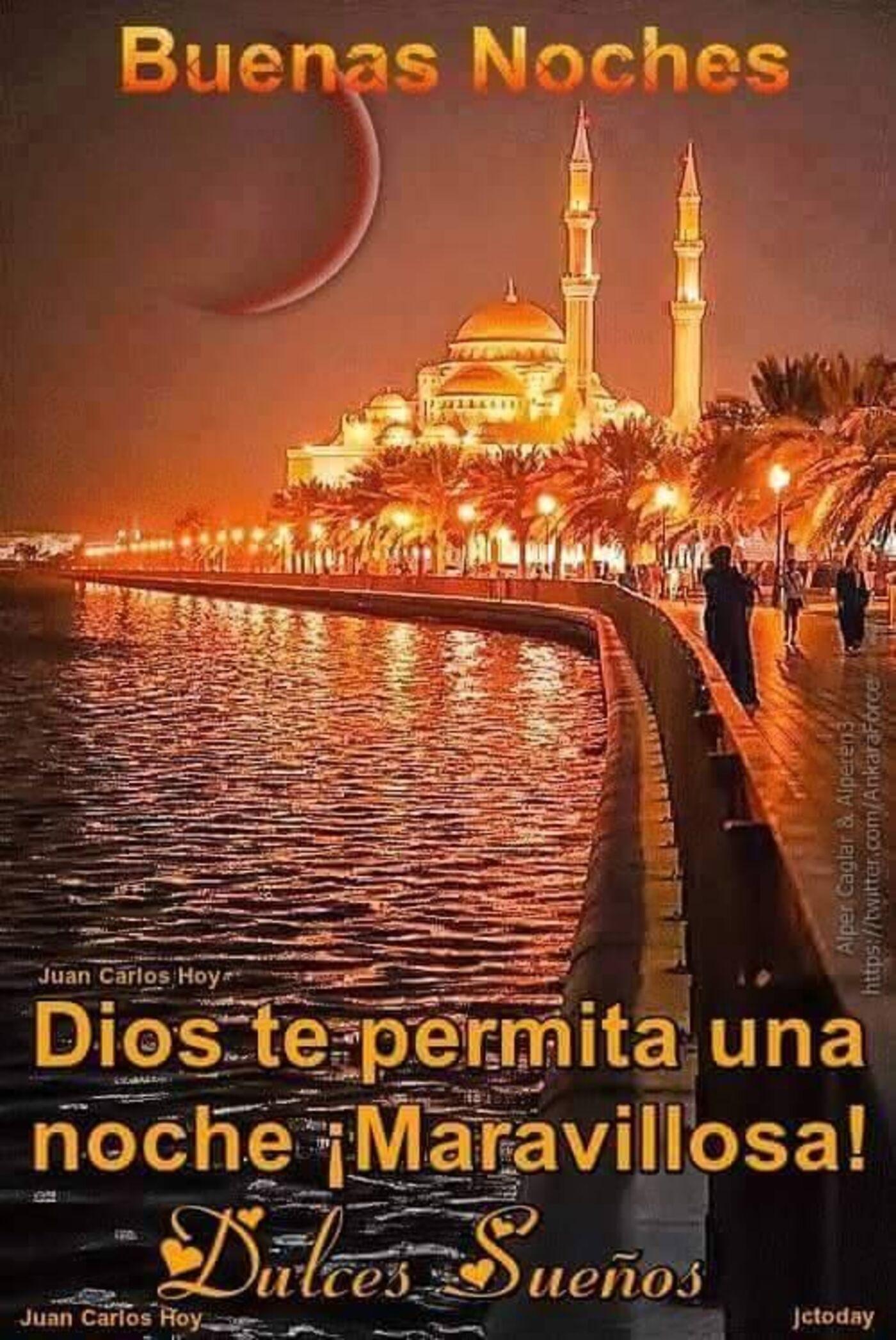 Buenas noches Dios te permita una noche maravillosa! Dulces sueños