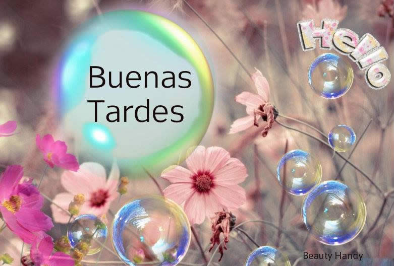 Hola, Buenas Tardes