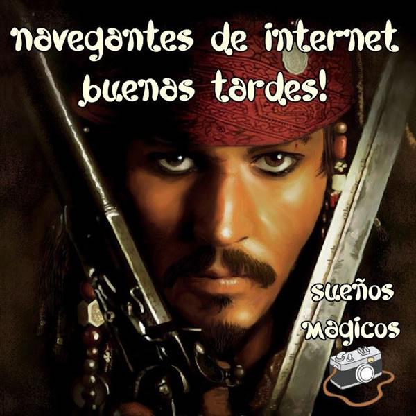 Navegantes de internet Buenas Tardes!