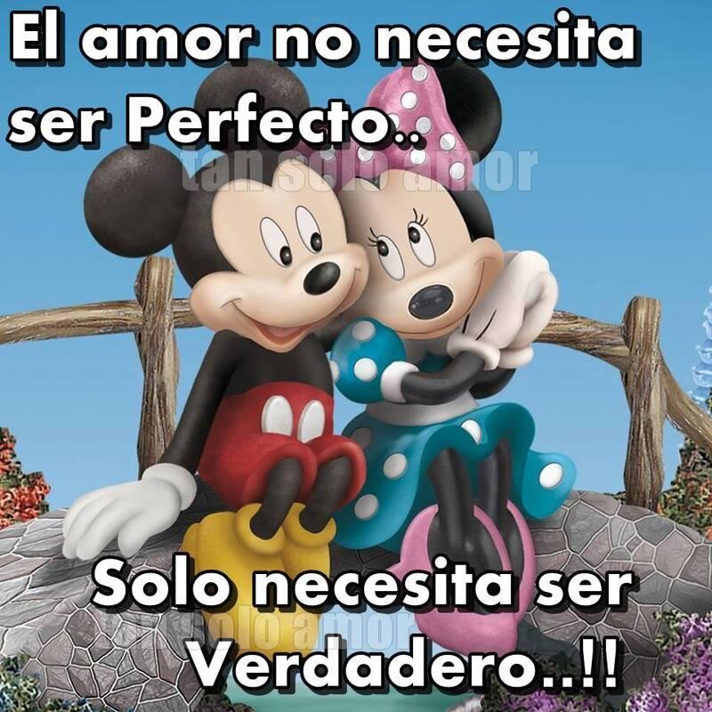 """""""El Amor no necesita ser perfecto... Solo necesita ser Verdadero..!!"""""""